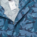 Patagonia Stretch Terre Planning Pullover Men`s Jacket Camo Glass Blue photo- 2