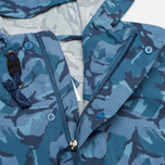 Patagonia Stretch Terre Planning Pullover Men`s Jacket Camo Glass Blue photo- 3