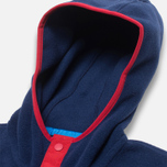 Мужская толстовка Patagonia Synch Snap T Hoody Classic Navy фото- 1