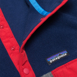 Patagonia Synch Snap T Hoody Classic Navy photo- 2