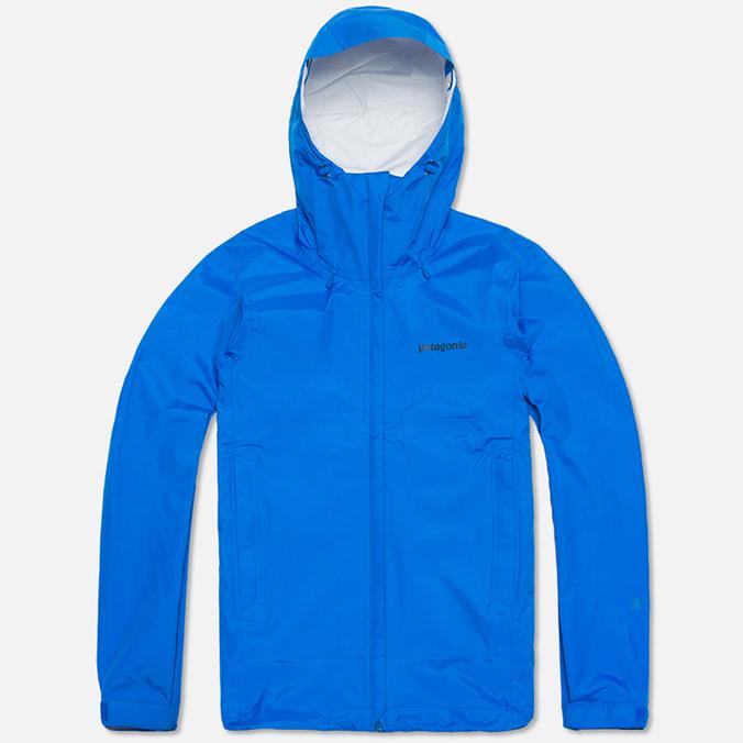 Мужская куртка Patagonia Torrentshell Andes Blue