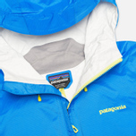 Мужская куртка анорак Patagonia Torrentshell Pullover Andes Blue фото- 1