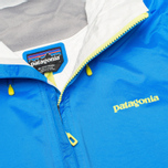 Patagonia Torrentshell Pullover Jacket Andes Blue photo- 2