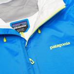 Мужская куртка анорак Patagonia Torrentshell Pullover Andes Blue фото- 2