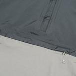 Мужская куртка анорак Patagonia Torrentshell Pullover Forge Grey фото- 3