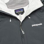 Мужская куртка анорак Patagonia Torrentshell Pullover Forge Grey фото- 1