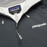 Patagonia Torrentshell Pullover Jacket Forge Grey photo- 2