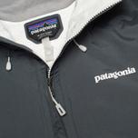 Мужская куртка анорак Patagonia Torrentshell Pullover Forge Grey фото- 2