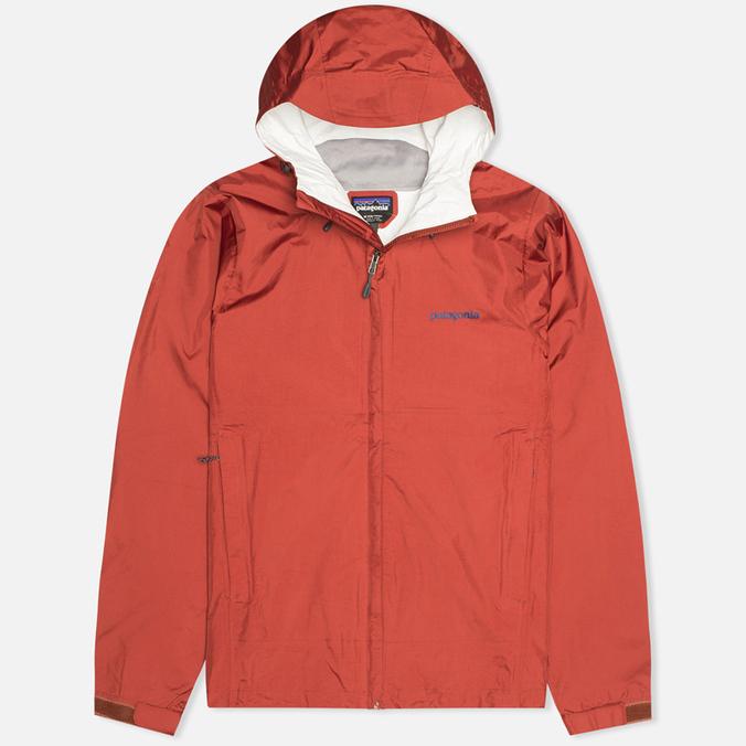 Мужская куртка ветровка Patagonia Torrentshell Rusted Iron