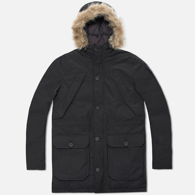Мужская куртка Penfield Hoosac Black