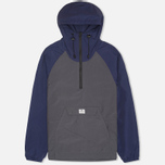 Мужская куртка анорак Penfield Pac Jac Navy/Charcoal фото- 0