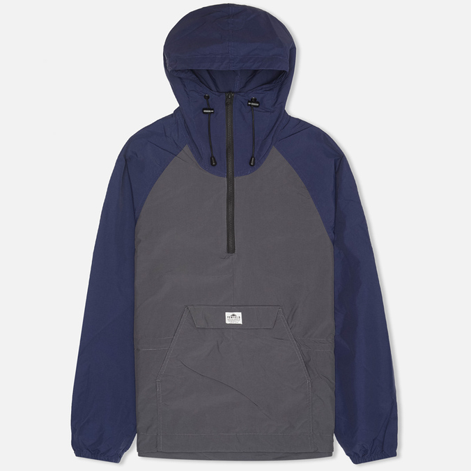 Мужская куртка анорак Penfield Pac Jac Navy/Charcoal