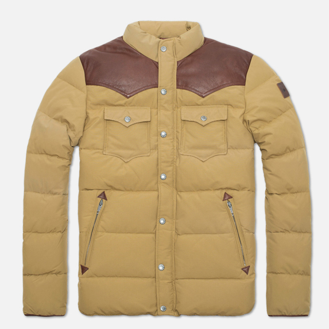Мужская куртка Penfield Stapleton Tan