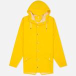 Мужская куртка дождевик Rains Jacket Yellow фото- 0