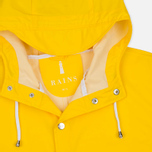 Rains Jacket Men`s Jacket Men's Rain Jacket Yellow photo- 2