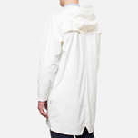 Мужская куртка Rains Long Jacket White фото- 3