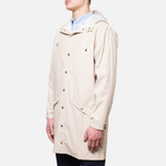 Rains Long Jacket Sand photo- 1