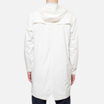 Мужская куртка Rains Long Jacket White фото- 4