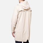 Rains Long Jacket Sand photo- 3