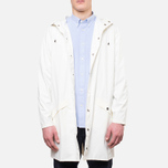 Мужская куртка Rains Long Jacket White фото- 6