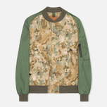 Мужская куртка бомбер Spiewak Golden Fleece Arid MA-1 Camo фото- 0