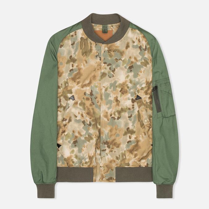 Мужская куртка бомбер Spiewak Golden Fleece Arid MA-1 Camo