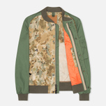 Мужская куртка бомбер Spiewak Golden Fleece Arid MA-1 Camo фото- 1