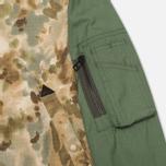 Мужская куртка бомбер Spiewak Golden Fleece Arid MA-1 Camo фото- 5