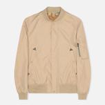 Мужская куртка бомбер Spiewak Golden Fleece Heritage MA-1 Beige фото- 0