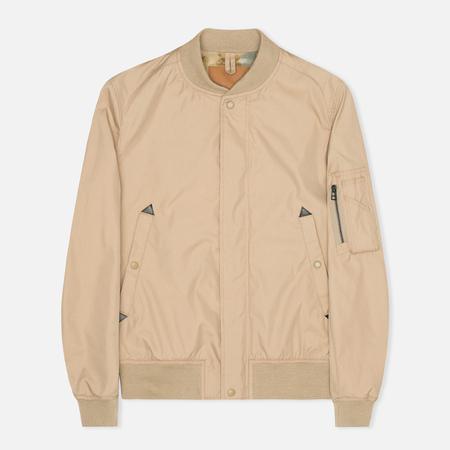 Мужская куртка бомбер Spiewak Golden Fleece Heritage MA-1 Beige