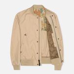Мужская куртка бомбер Spiewak Golden Fleece Heritage MA-1 Beige фото- 1