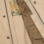 Мужская куртка бомбер Spiewak Golden Fleece Heritage MA-1 Beige фото- 3