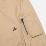 Мужская куртка бомбер Spiewak Golden Fleece Heritage MA-1 Beige фото- 5