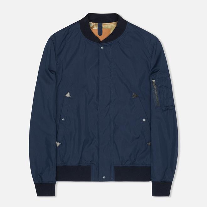 Мужская куртка бомбер Spiewak Golden Fleece Heritage MA-1 Navy