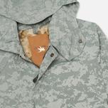 Мужская куртка Spiewak Golden Fleece Reflective Fishtail Parka Grey фото- 2