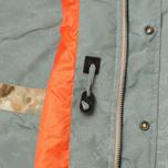 Мужская куртка Spiewak Golden Fleece Reflective Fishtail Parka Grey фото- 7