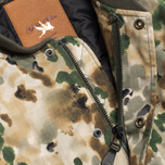 Мужская куртка Spiewak Golden Fleece Woodland MA-1 Camo фото- 2