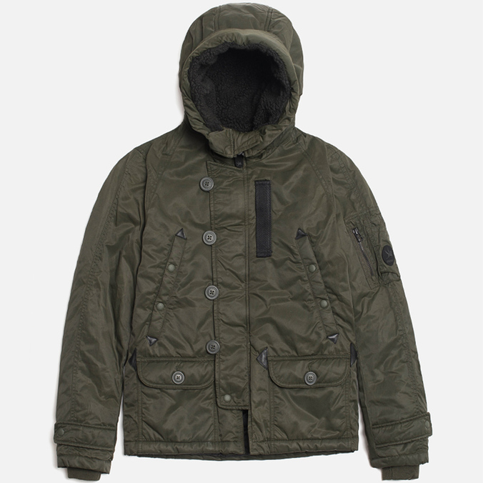 Мужская куртка Spiewak Heron Snorkel Dark Green