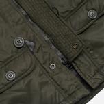 Мужская куртка Spiewak Heron Snorkel Dark Green фото- 4