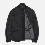 Мужская куртка бомбер Stone Island Shadow Project Field Pulver-R 3L Black фото- 1