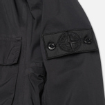 Мужская куртка бомбер Stone Island Shadow Project Field Pulver-R 3L Black фото- 4