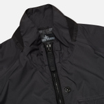 Мужская куртка бомбер Stone Island Shadow Project Field Pulver-R 3L Black фото- 2