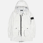 Мужская куртка парка Stone Island Shadow Project Fishtail Parka Pulver-R 3L Light Grey фото- 0