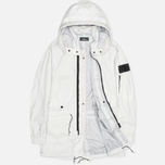Мужская куртка парка Stone Island Shadow Project Fishtail Parka Pulver-R 3L Light Grey фото- 1