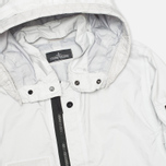 Мужская куртка парка Stone Island Shadow Project Fishtail Parka Pulver-R 3L Light Grey фото- 2