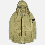 Stone Island Shadow Project Fishtail Parka Pulver-R 3L Jacket Olive photo- 0