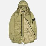 Stone Island Shadow Project Fishtail Parka Pulver-R 3L Jacket Olive photo- 1