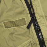 Stone Island Shadow Project Fishtail Parka Pulver-R 3L Jacket Olive photo- 3