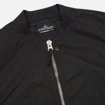 Мужская куртка Stone Island Shadow Project Hollowcore Metal Bomber Black фото- 2