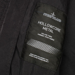 Мужская куртка Stone Island Shadow Project Hollowcore Metal Bomber Black фото- 7